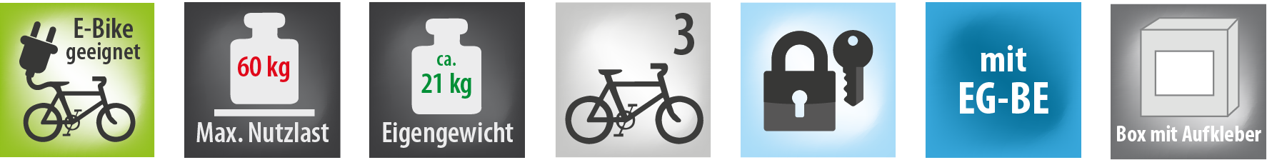 Fahrradträger PREMIUM 3
