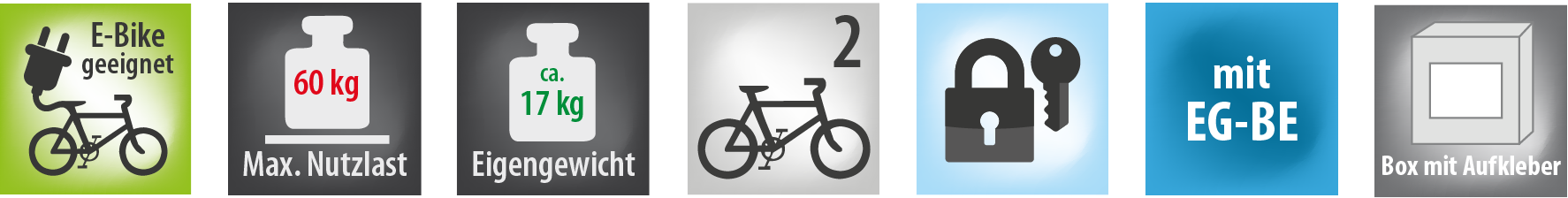 Fahrradträger PREMIUM 2 Plus