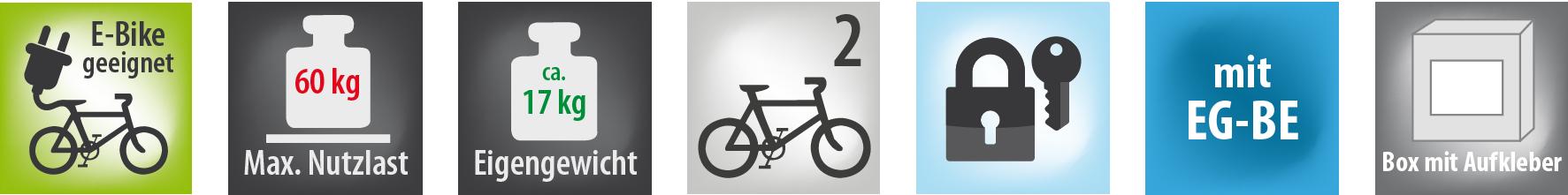 Fahrradträger FINCH