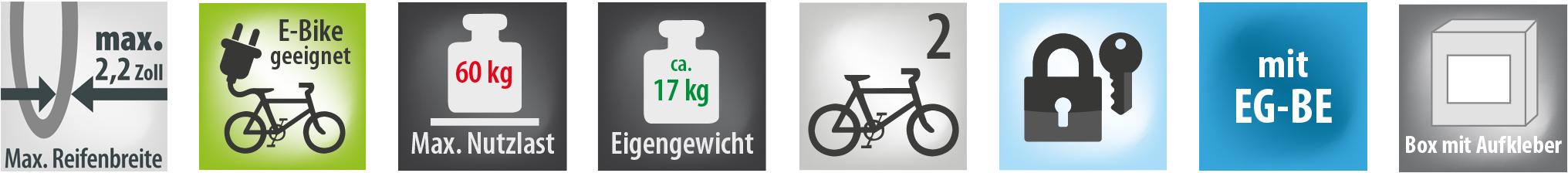 Fahrradtraeger PREMIUM