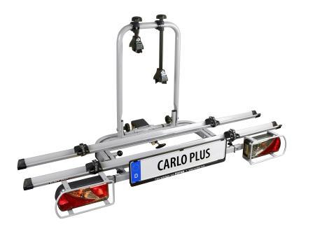 Fahrradträger CARLO PLUS für 2 Fahrräder