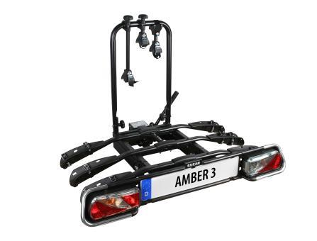 Fahrradträger AMBER III für 3 Fahrräder
