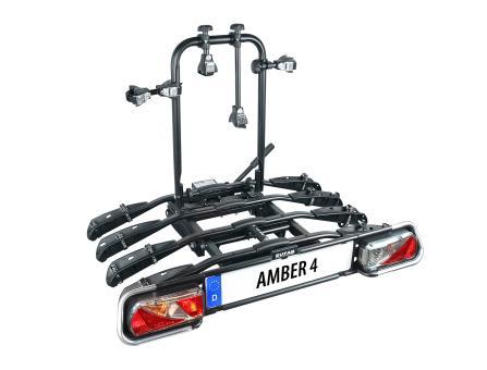 Fahrradträger AMBER IV für 4 Fahrräder