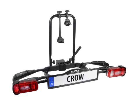 Fahrradträger CROW für 2 Fahrräder