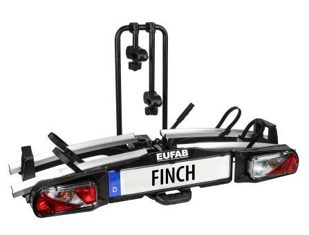 Fahrradträger FINCH für 2 Fahrräder