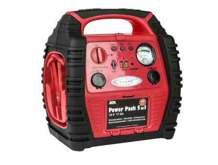 Power Pack 5 in 1