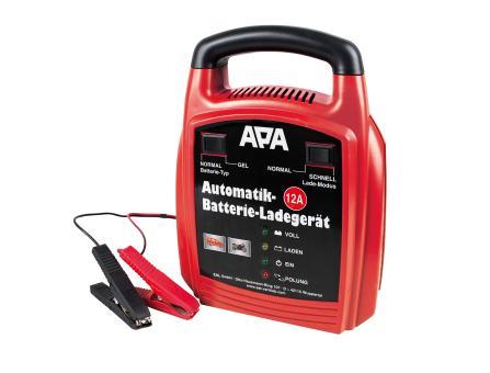 Automatik Batterie-Ladegerät 12V 12A